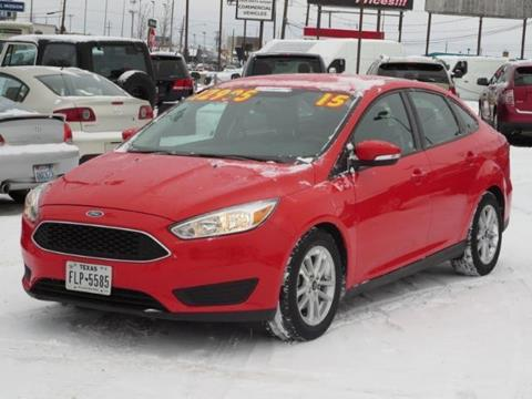 2015 Ford Focus for sale in Spokane WA