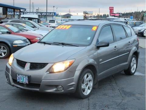 2004 Pontiac Vibe for sale in Spokane WA