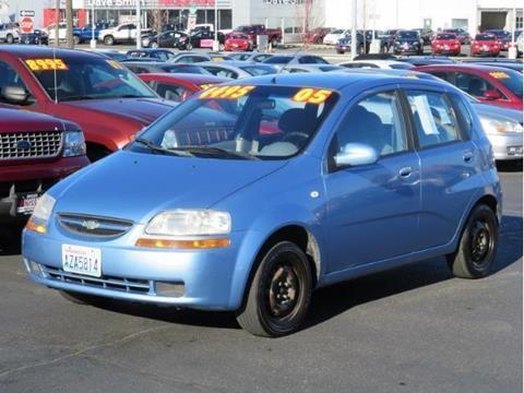 2005 Chevrolet Aveo for sale in Spokane, WA