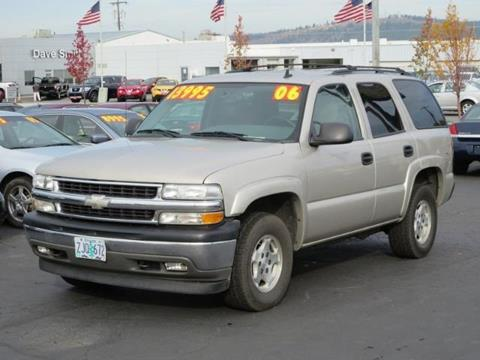 2006 Chevrolet Tahoe for sale in Spokane WA