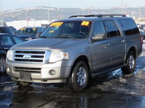 2009 Ford Expedition EL for sale in Spokane WA