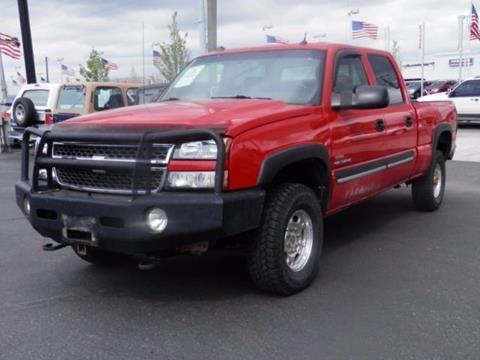 2005 Chevrolet Silverado 2500HD for sale in Spokane WA