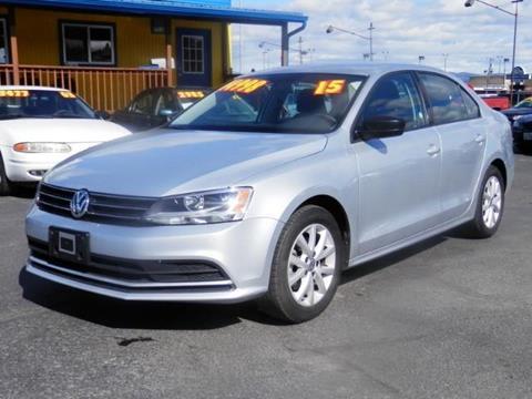 2015 Volkswagen Jetta for sale in Spokane WA