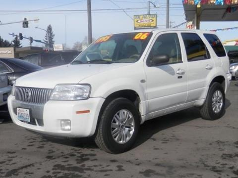 2006 Mercury Mariner for sale in Spokane WA