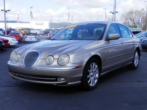 2001 Jaguar S-Type for sale in Spokane WA