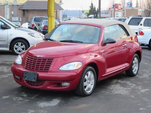 2005 Chrysler PT Cruiser for sale in Spokane WA