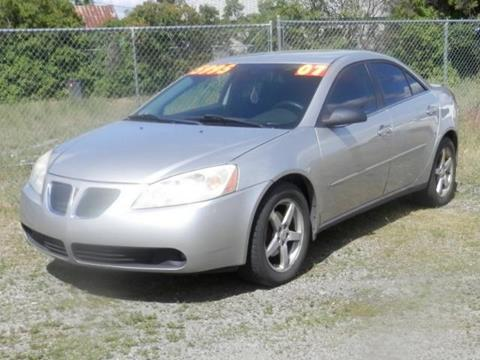 2007 Pontiac G6 for sale in Spokane WA