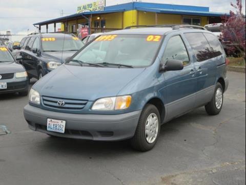 2002 Toyota Sienna for sale in Spokane WA