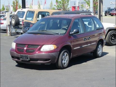 2002 Dodge Caravan for sale in Spokane WA
