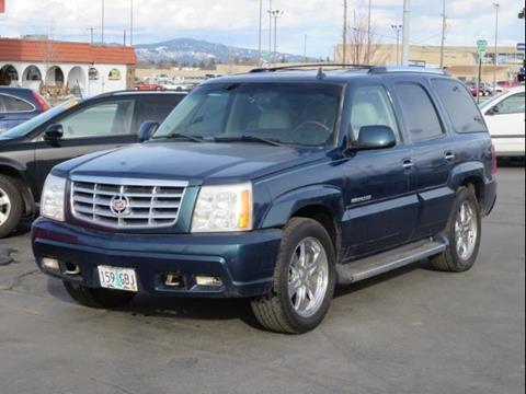 2006 Cadillac Escalade for sale in Spokane WA