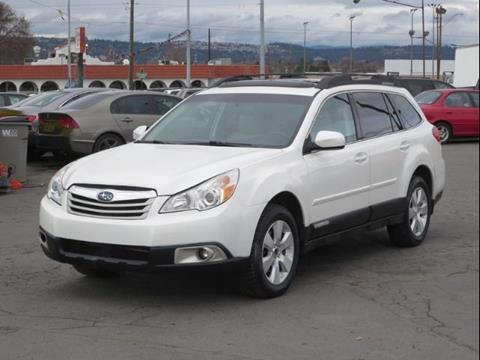 2011 Subaru Outback for sale in Spokane WA