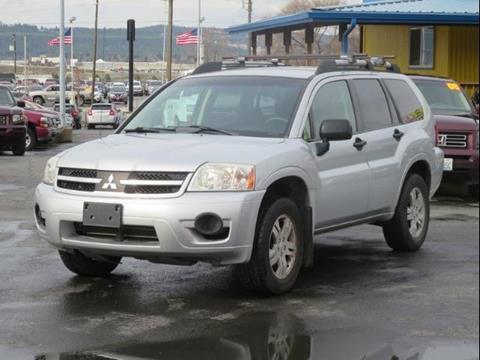 2007 Mitsubishi Endeavor for sale in Spokane WA