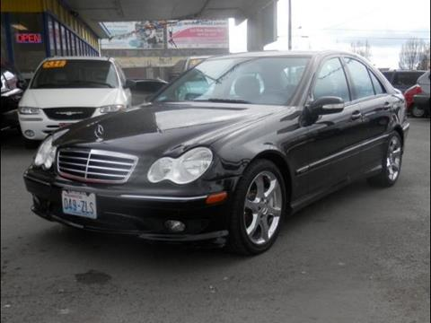 2007 Mercedes-Benz C-Class for sale in Spokane WA
