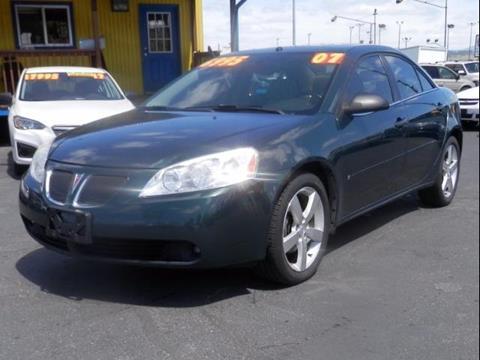 2007 Pontiac G6 for sale in Spokane WA