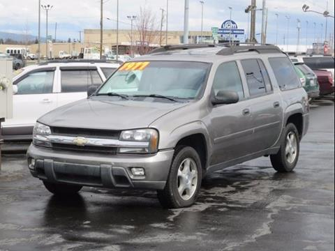 2006 Chevrolet TrailBlazer EXT for sale in Spokane WA