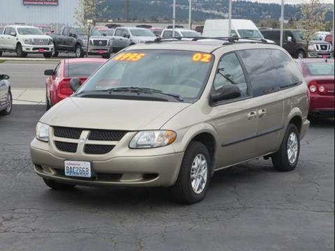 2002 Dodge Grand Caravan for sale in Spokane WA