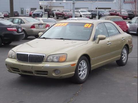 2001 Hyundai XG300 for sale in Spokane WA