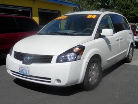 2004 Nissan Quest for sale in Spokane WA