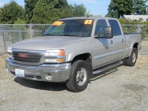 2007 GMC Sierra 1500HD Classic for sale in Spokane WA