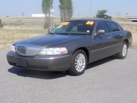 2004 Lincoln Town Car for sale in Spokane, WA