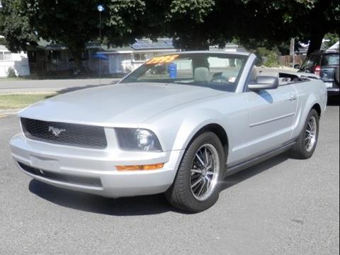 2005 Ford Mustang for sale in Spokane WA