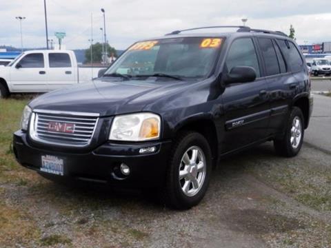 2003 GMC Envoy for sale in Spokane WA