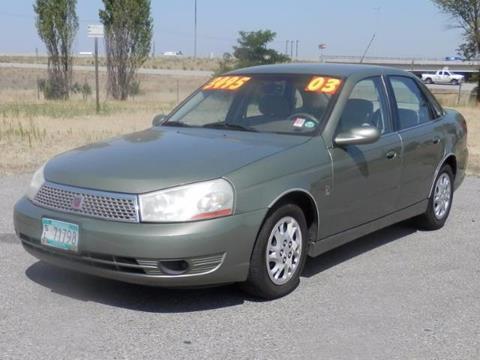 2003 Saturn L-Series for sale in Spokane WA