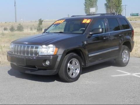 2006 Jeep Grand Cherokee for sale in Spokane WA
