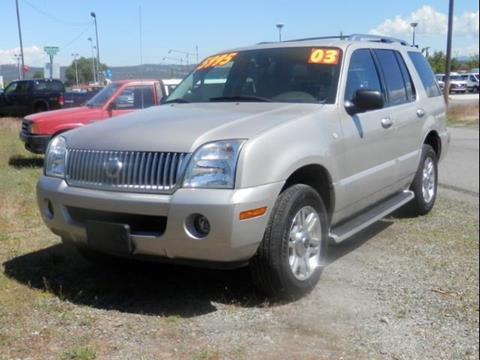 2003 Mercury Mountaineer for sale in Spokane WA