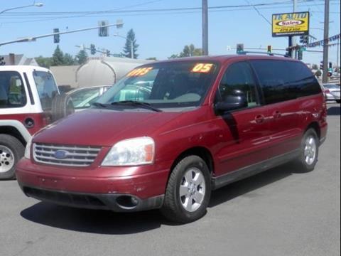 2005 Ford Freestar for sale in Spokane WA
