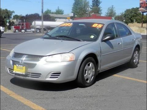 2005 Dodge Stratus for sale in Spokane WA