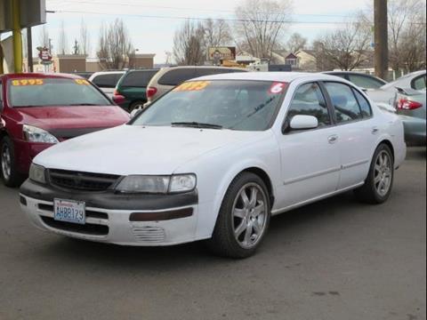 1996 Nissan Maxima for sale in Spokane WA