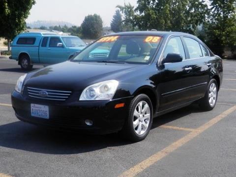 2008 Kia Optima for sale in Spokane WA