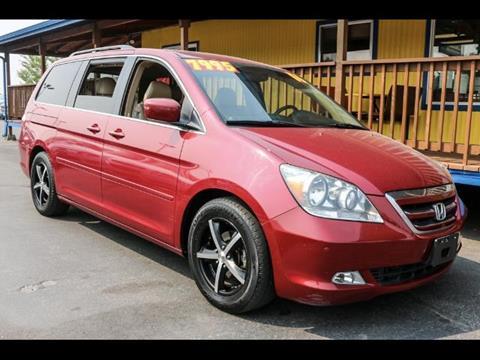 2006 Honda Odyssey for sale in Spokane WA