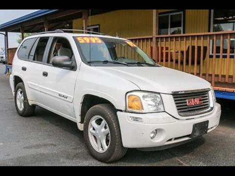 2005 GMC Envoy for sale in Spokane WA