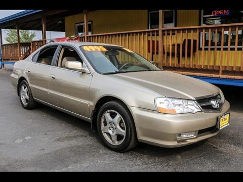 2003 Acura TL for sale in Spokane WA