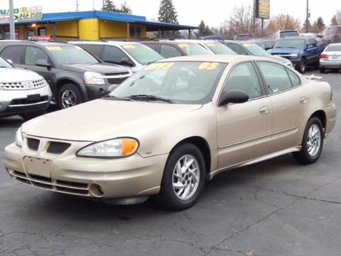2005 Pontiac Grand Am for sale in Spokane WA