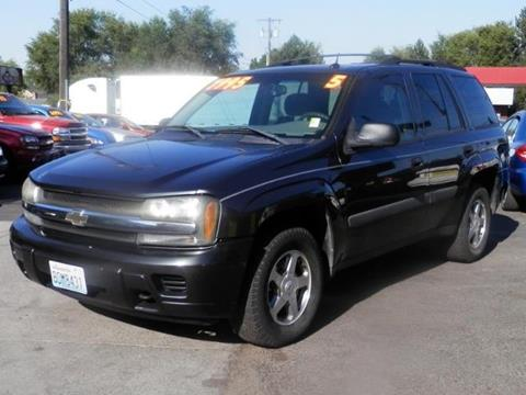 2005 Chevrolet TrailBlazer for sale in Spokane, WA