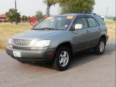 2002 Lexus RX 300 for sale in Spokane WA