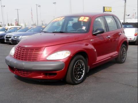 2002 Chrysler PT Cruiser for sale in Spokane WA