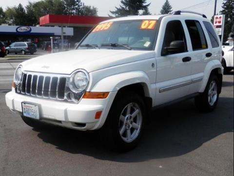 jeep liberty for sale in spokane wa. Black Bedroom Furniture Sets. Home Design Ideas