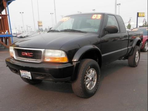 2003 GMC Sonoma for sale in Spokane WA
