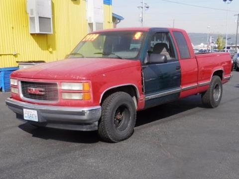 1994 GMC Sierra 1500 for sale in Spokane WA