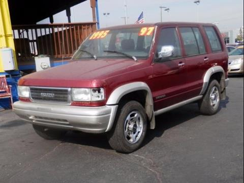 1997 Isuzu Trooper for sale in Spokane WA