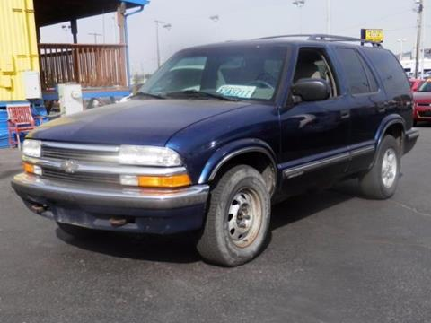 1999 Chevrolet Blazer for sale in Spokane WA