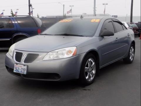2008 Pontiac G6 for sale in Spokane WA