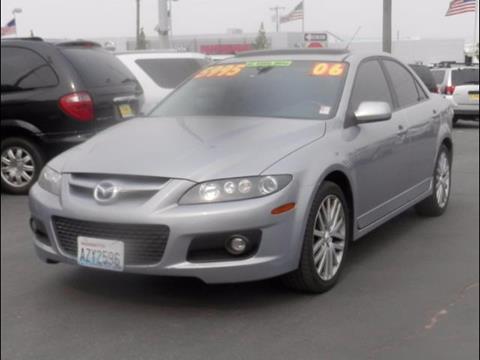 2006 Mazda MAZDASPEED6 for sale in Spokane WA