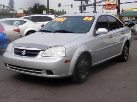 2006 Suzuki Forenza for sale in Spokane WA
