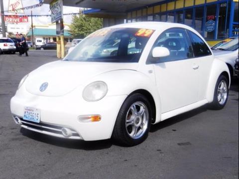 1999 Volkswagen New Beetle for sale in Spokane WA