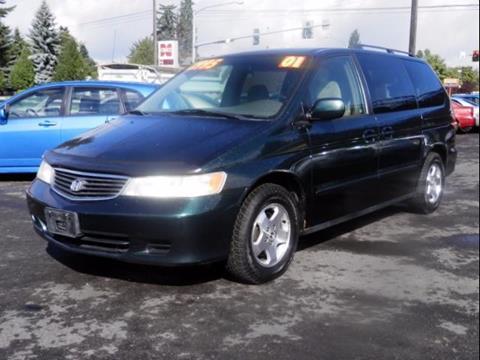 2001 Honda Odyssey for sale in Spokane WA
